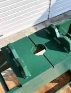 産業機械の細部