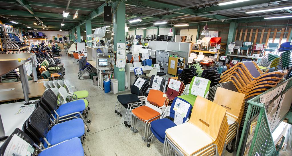 売り場面積800坪名古屋・大阪は1000坪超えの店舗