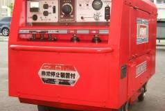 【買取例】ディーゼルエンジン溶接機、鉄筋カッター 他