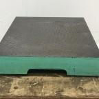 ミツトヨ/MITUTOYO 精密石定盤 グラプレート 1050×1050 517-109